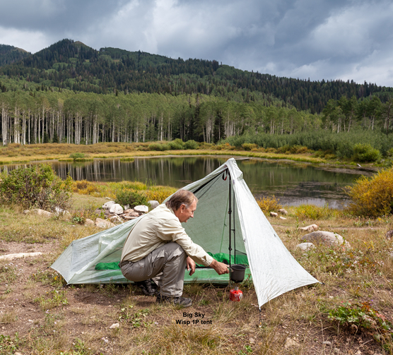 Big Sky Tents. & Outdoor Design Coalition - innovative outdoor products